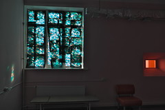 xray films against stained-glass window DSCF0094 (Reasonable Excuse) Tags: ренгтен снимки витраж xray izhevsk