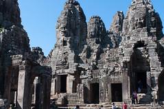 la cité d'angkor et ses temples