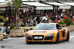 Prior Design R8 PD GT850 (Raphal Belly) Tags: orange paris car de french photography eos hotel design riviera photographie pd casino montecarlo monaco mc belly exotic 7d passion gt audi raphael rb supercar spotting supercars 850 r8 raphal prior principality gt850