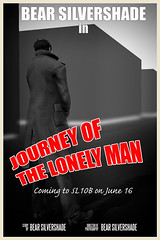 Journey of the Lonely Man (Bear Silvershade) Tags: secondlife storytelling metaverse virtualworlds