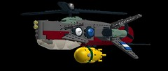 boilerplate1 (Agent WHO) Tags: digital flying submarine helicopter boilerplate ldd lxf dieselpunk