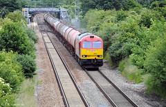 60063, Cam and Dursley, 24 June 2013 (jrs1967_1) Tags: diesel 5 brush type locomotive dbs class60 60063 dbschenker 6b13 camanddursley