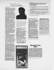 The Nose_documentation_BklynPhoenix_29Oct1988_2 (ethan pettit) Tags: art brooklyn williamsburg bushwick zines avantgarde artmedia artistbooks artpress artmagazines brooklynrenaissance artpublishing
