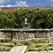 Fontana centrale del chiostro di Santo Domingo