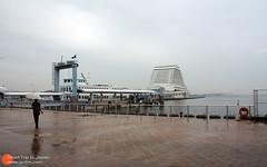 来到神户港