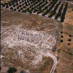 Quwelbeh/ Abila (APAAME) Tags: archaeology ancienthistory middleeast airphoto aerialphotography abila aerialarchaeology largeformatfilmoriginal gweilbeh jadis2323003 megaj2762 quweilbeh قويلبة