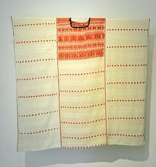 Amuzgo Huipil Oaxaca Mexico (Teyacapan) Tags: mexico clothing mexican museo textiles ropa huipil tejidos vestimenta huipiles amuzgo sanpedroamuzgos