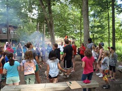 First Campfires! (Camp Pinewood YMCA) Tags: birthday carnival camping summer camp sun chicago silly castles kids dance day dress mud drawing pudding sunny cargo dirty dirt dining they canoeing middle capture ymca summerfun drama camper muddy summercamp campers sillyfaces dumbledore capturetheflag redversusblue ymcacamp summer13 cabinphotos inthelake ymcasummercamp ymcacamps theymca threecones camppinewood ymcacamppinewood summer2013 ymcacamppinewoodfamilycamp midropes middleropes
