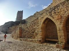 enfilats a guimer (Joan Pau Inarejos) Tags: torre medieval ruinas catalunya muralla murallas urgell gtico guimer provinciadetarragona provinciadelleida tarragonailleida2013 lleidaitarragona2013 tarragonaylleida2013 lleidaytarragona2013 solsonaguimerbarberdelaconca2013