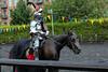 Jousting (jamesdonkin) Tags: horse public animal costume leeds medieval tournament knight armour jousting royalarmouries platemail historicalgarb seángeorge fullplatearmour