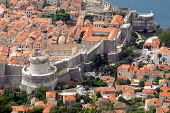 Croatia-01754 - Two Fortresses