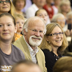 """<b>Aquatic Center Dedication of Service_100413_0168</b><br/> Photo by Zachary S. Stottler Luther College '15  <a href=""""http://farm4.static.flickr.com/3785/10095643406_6150a519a9_o.jpg"""" title=""""High res"""">∝</a>"""