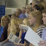"<b>Aquatic Center Dedication Ceremony</b><br/> Photo by Aaron Zauner<a href=""http://farm4.static.flickr.com/3785/10144096953_b5a303792b_o.jpg"" title=""High res"">∝</a>"
