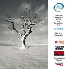 Brian Kerr Photography 2013 - January (.Brian Kerr Photography.) Tags: blackandwhite snow tree mono january takeaview landscapephotographeroftheyear briankerrphotography