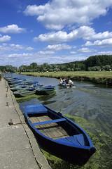 Salperwick, marais audomarois, bacôves (Ytierny) Tags: france vertical canal berge marais salperwick excursion visite barque tourisme pasdecalais stomer embarcation audomarois bacôve ytierny