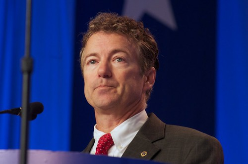 rand paul speaks