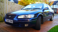 New addition to the family...! (Mic V.) Tags: auto car japanese 1999 voiture automatic toyota petrol saloon camry v6 30i t349vho