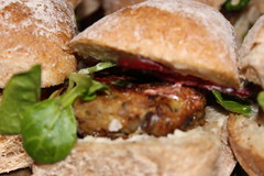 Burger with wholemeal buns (WorldClick) Tags: hot cold canon bread eos foods photo salad yummy italian flickr photographer yum ketchup burger indian continental tasty lettuce wholemeal worldwide spices photograph burgers buns lambs mayo pakistani ruby beetroot chillis mayonaise chard phototgraphy 1100d canoneos1100d worldclick