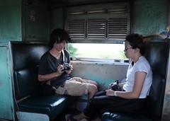 Trip to Saraburi (Nithinan Note) Tags: train thailand nikon nikkor 18105 saraburi d90 18105mm flickrandroidapp:filter=none