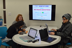 "Hour of Code 12-4-13 (7) • <a style=""font-size:0.8em;"" href=""http://www.flickr.com/photos/88229021@N04/11398377165/"" target=""_blank"">View on Flickr</a>"