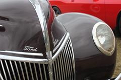 Ford 1939 (Drontfarmaren) Tags: pictures summer classic ford car 30 vintage gallery power sweden cruising american end coverage aug meet bilder 1939 emmaboda galleri 2013 drontfarmaren