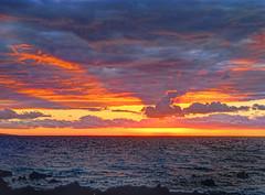 Maui Sunset 1_9_14 2 (turbguy - pro) Tags: sunset maui