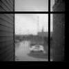 Rainy Day (tsmyer1) Tags: bw 120 tlr window rain mediumformat moody bokeh yashicamat124g fujiacross100
