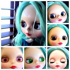 My New Blythe Doll