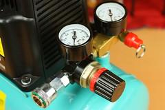 NAKATOMI Oil-less air compressor CP-100 Regulator ????? ????????? ???????