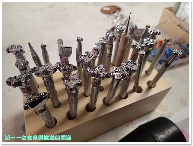 image277宜蘭傳藝中心皮雕DIY
