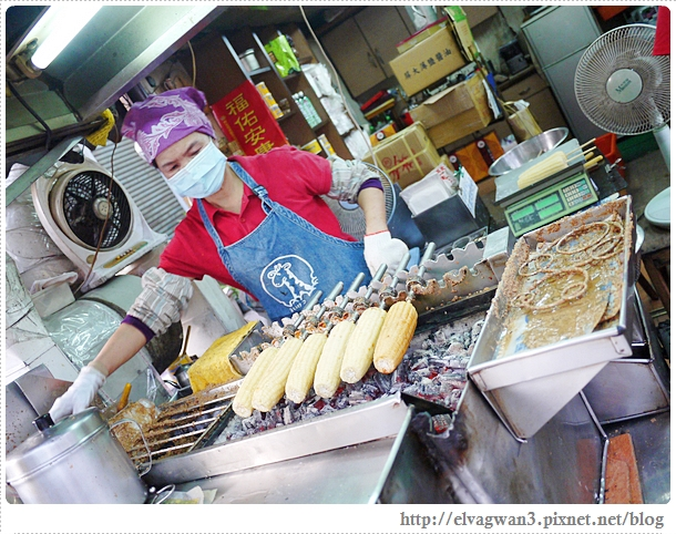 台南保安路石頭鄉烤玉米-8