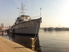 PW809 - Naaldwijk (Ralph Apeldoorn) Tags: haarlem spaarne river ship nederland noordholland