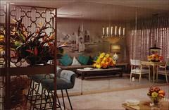 The Morocco, Hotel Sahara Las Vegas Nevada (1950sUnlimited) Tags: sahara interior nevada hotels motels themorocco