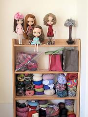 My shelf!