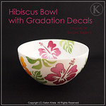 "Hibiscus Bowl <a style=""margin-left:10px; font-size:0.8em;"" href=""http://www.flickr.com/photos/94066595@N05/13690672165/"" target=""_blank"">@flickr</a>"