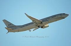 ACM Air Charter D-AACM Boeing 737-8JM BBJ2 Winglets cn/37663-3024 @ Nice Cote d'Azur Airport LFMN / NCE 22-02-2014 (Nabil Molinari Photography) Tags: nice air boeing cote 2009 acm charter wl dazur lfmn bbj2 cfm567b27 daacm 7378jm cn376633024