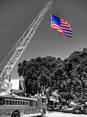 Memorial Day (killarphotos) Tags: usa america photoshop us memorial flag patriotic colorsplash hdr memorialday lightroom iphone cs6 murica iphone4 iphotography iphonephotography iphonesia killarphotos