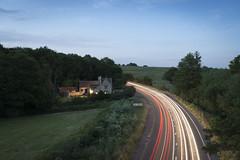 Roady_6 (mark.abrams81) Tags: longexposure tamron carlights wobblybridge d800 2470 leefilters