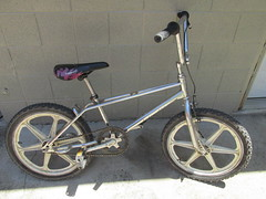 My 1986 Torker 2 (UndercoverWookiee) Tags: 2 bike bicycle bmx freestyle mags skyway torker