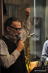 N2122898 (pierino sacchi) Tags: kammerspiel brunocerutti feliceclemente igorpoletti improvvisata jazz letture libreriacardano musica sassofono sax stranoduo