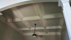 Living Room Ceiling After