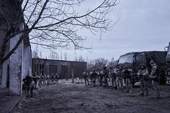 2017/03 - Kauja apdzīvotā vietā