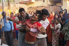 Gaura-Gauri Pooja ceremony (wietsej) Tags: gauragauri pooja ceremony kawarha chhattisgarh india people hindi hindu sonyvariosonnart1635mmf28za zeiss 1635 saal1635z wietsejongsma bhoramdeo