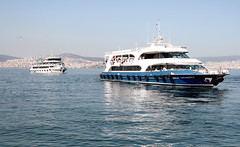 Boats to Heybeliada (roomman) Tags: sea water ferry turkey island ada islands boat ship escape princess weekend transport saturday vessel maritime transportation heybeliada excursion marmara maritim adalar 2013 ferribot ferrybot