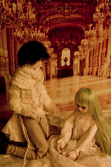 The_secrets_you_keep (Pretty_Little_Monsters) Tags: silk bondage bjd balljointeddoll kagel souldoll dollinmind belosse