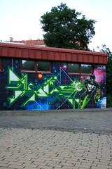 KACAO77 2013 (KACAO77 UNIVERSES) Tags: light berlin art geometric matrix wall writing computer germany graffiti dc artwork neon comic glow geometry space alien letters omega style science spray ring galaxy cube future letter greenlight sciencefiction spraypaint plasma script dccomics greenlantern 77 cosmic wallpainting wrfel futuristic spraycan neonlight alienletter x2 tds laboratorium seventyseven ksb kylerayner tkkg 2013 greenlanterncorps alienscript kacao77 kacao dccomic thedeathsquad greenplasma glowgreen kacao77universes omegaring laboratoriumx2 labx2 tkkgcrew ksbcrew greenlanternkylerayner revivalofthegreenlantern revivalofkylerayner alienletters