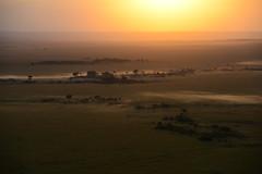 Hot Air Balloon Trip (Lin.y.c) Tags: africa travel kenya hotairballoon masaimara 非洲 肯亞
