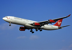 G-VSKY A340-311 (Irish251) Tags: london heathrow atlantic virgin airbus 1997 lhr a340 egll a340311 gvsky