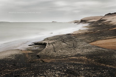 The Big Arch II (martin fredholm) Tags: longexposure sea summer water june bay sweden shore hdr bohusln tonemapped 2013 nd110 ottern