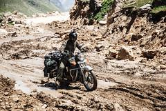 DSC_5507 (Stefano011) Tags: road trip india asia royal off moto himalaya ladakh enfield redwings motocicletta 2013 belstaff